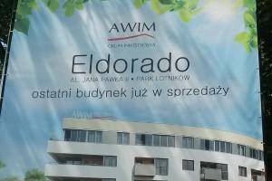 Osiedle Eldorado Awim w Czyżynach