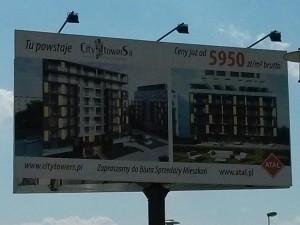 O tym jak Atal buduje osiedle City Towers Czyżyny
