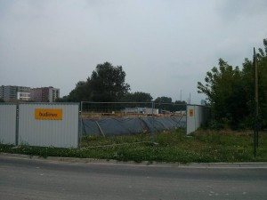 Budimex buduje blok przy Orlińskiego 4