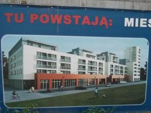 Proins - nowe mieszkania przy ulicy Hynka w Czyżynach