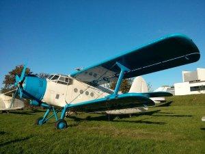 Muzeum Lotnictwa Polskiego w Czyżynach w Krakowie samolot