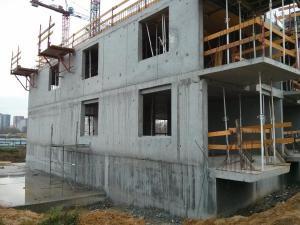 Budimex Nieruchomości buduje II piętro inwestycji Orlińskiego