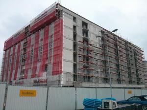 Budimex ociepla budynek Avia IV (etap II) w Czyżynach