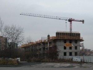 Trzecie piętro inwestycji na Orlińskiego 4 w Czyżynach