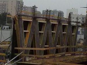 Nowe Czyżyny - osiedle Avia II w budowie