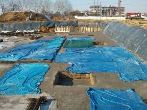 Budimex przygotowuje wykop pod budynek Avia 5 w Czyżynach
