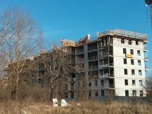 Orlińskiego nowe Czyżyny - Budimex buduje VI piętro inwestycji