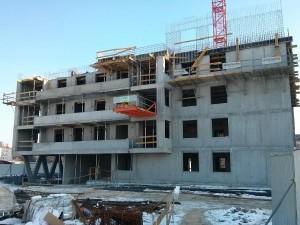 Inwestycja osiedle Avia II w Czyżynach w Krakowie