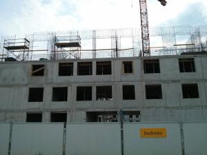 Budowa nowych tanich mieszkań MdM na Orlińskiego 6 w Czyżynach