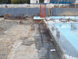 Budowa nowych mieszkań w inwestycji Orlińskiego 3 w Czyżynach