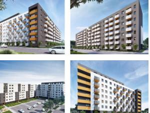 LC Corp nowe mieszkania Kraków Czyżyny Centralna Park