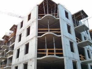 Osiedle Avia 5 w Czyżynach - Budimex buduje 4 piętro