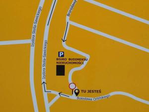 Budowa nowej ulicy na osiedlu Orlińskiego w Krakowie
