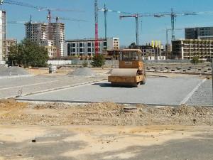 Budimex buduje i sprzedaje miejsca parkingowe w nowych Czyżynach