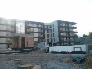 Budowa Apartamentów Park Lotników w Krakowie Czyżynach