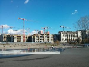 Budimex Nieruchomości kończy wznoszenie budynku Avia 5 w Czyżynach