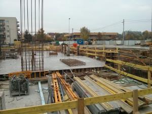Nowe mieszkania na osiedlu Orlińskiego 5 w Krakowie - budowa trwa