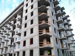 Okna w nowych mieszkaniach na osiedlu Avia 5