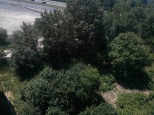 Miejsce na nowy park w Czyżynach Krakowie