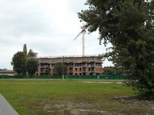 Budowa II etapu osiedla Murapol Bieńczycka w Krakowie Czyżynach