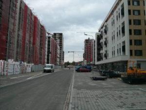 Nowa ulica Orlińskiego w Krakowie otwarta