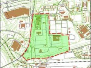 Miejscowy Plan Zagospodarowania Przestrzennego Czyżyny - Galicyjska w Krakowie