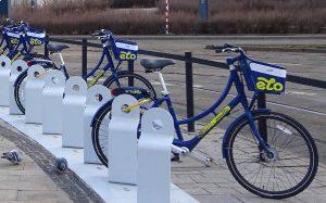 Rowery miejskie Wavelo w Krakowie