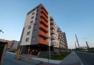 Osiedle Centralna Park w Krakowie - LC Corp buduje bloki