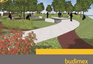 Deweloper Budimex projektuje nowy park w Czyżynach