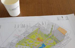 Konsultacje projektu nowego parku w Czyżynach