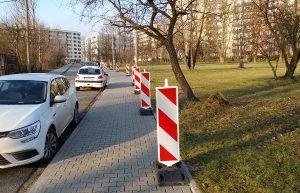 Tu powstanie parking wzdłuż ulicy Orlińskiego w Krakowie