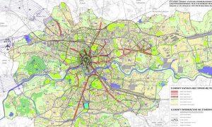 Studium uwarunkowań i kierunków zagospodarowania miasta Krakowa